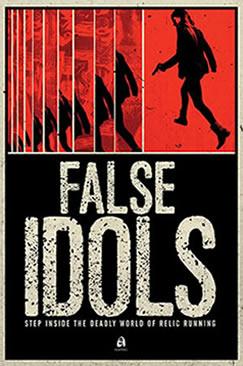 False Idols by author Diana Renn