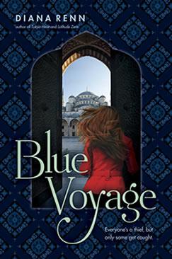 Blue Voyage by author Diana Renn