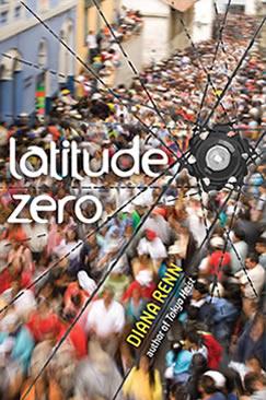 Latitude Zero by author Diana Renn