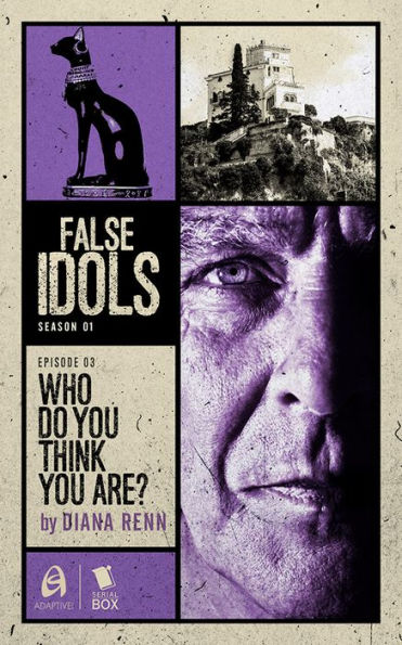 False Idols episode 3 with author Diana Renn