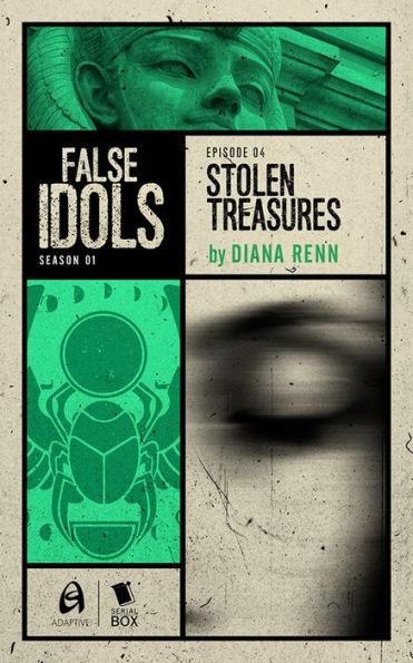 False Idols episode 4 with author Diana Renn