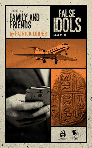 False Idols episode 5 with author Diana Renn